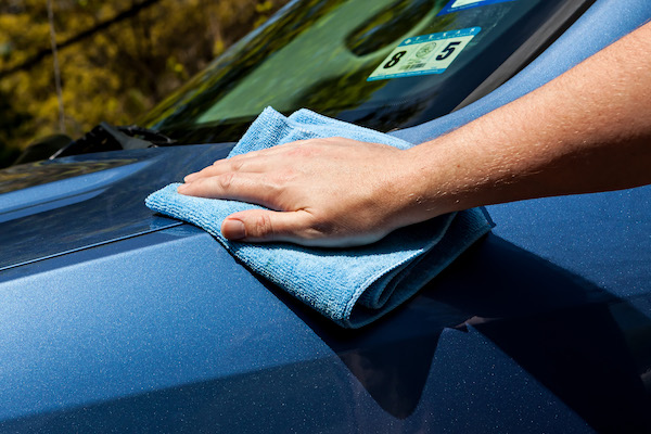 How To Wash Your Car Without Water